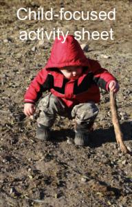 Child focused cover